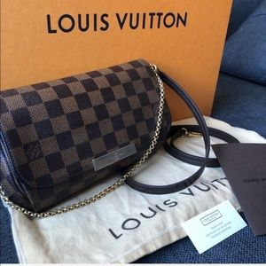 Authentic Louis Vuitton Favorite PM Crossbody